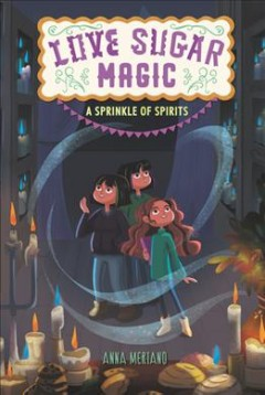 A sprinkle of spirits by Meriano, Anna
