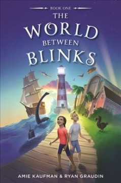 The world between blinks by Kaufman, Amie