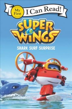 Shark surf surprise by Foxe, Steve