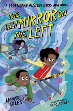 Last mirror on the left by Giles, L. R.