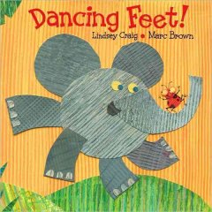 Dancing feet! by Craig, Lindsey.