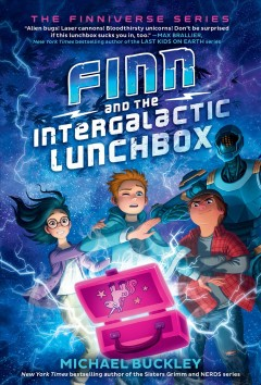 Finn and the intergalactic lunchbox by Buckley, Michael