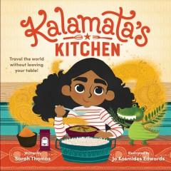 Kalamata's kitchen by Thomas, Sarah  (Sommelier)