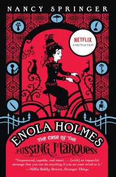 The case of the missing marquess : an Enola Holmes mystery by Springer, Nancy