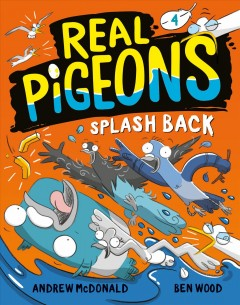 Real Pigeons Splash Back by McDonald, Andrew