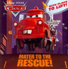 Mater to the rescue! by Berrios, Frank.