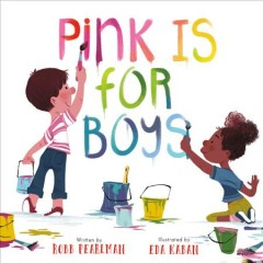 Pink is for boys by Pearlman, Robb