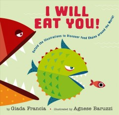 I will eat you! by Francia, Giada