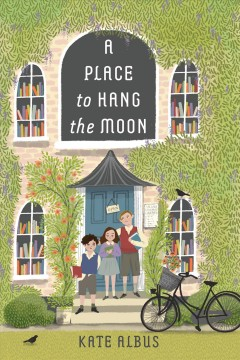 A place to hang the moon by Albus, Kate