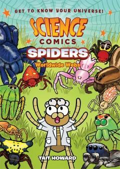 Spipders : worldwide webs by Howard, Tait