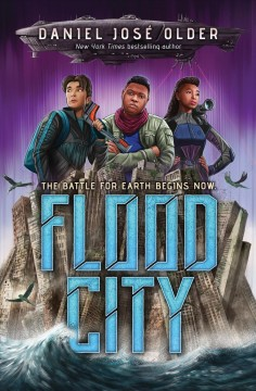 Flood City by Older, Daniel José