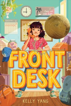 Front desk by Yang, Kelly