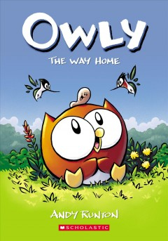 Owly : the way home by Runton, Andy