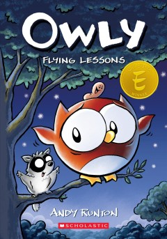 Owly : flying lessons by Runton, Andy