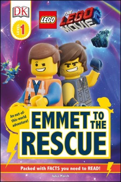 Emmet to the rescue by March, Julia