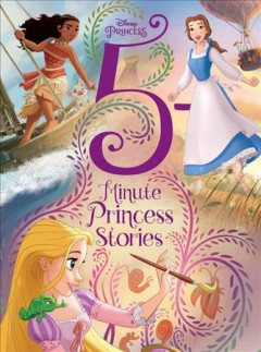 5-minute princess stories. by