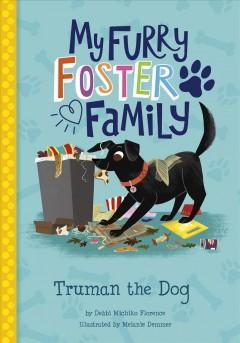 Truman the dog by Florence, Debbi Michiko