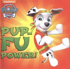 Pup-fu power! by