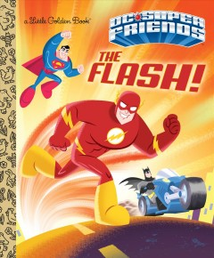 The Flash! by Berrios, Frank