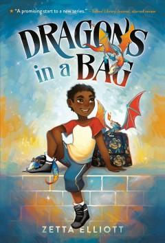 Dragons in a bag by Elliott, Zetta