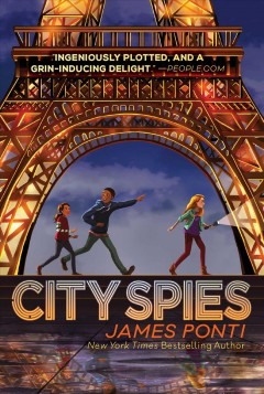 City spies by Ponti, James