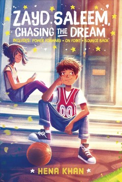 Zayd Saleem, chasing the dream by Khan, Hena