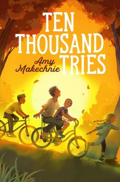 Ten thousand tries by Makechnie, Amy