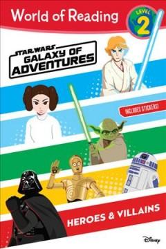 Heroes & villains by Patrick, Ella
