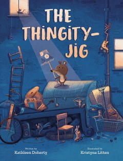 The thingity-jig by Doherty, Kathleen