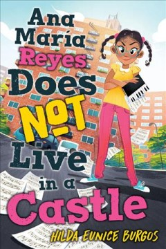 Ana María Reyes does not live in a castle by Burgos, Hilda Eunice