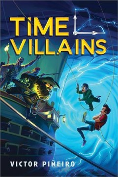 Time villains by Piñeiro, Victor
