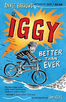 Iggy is better than ever by Barrows, Annie