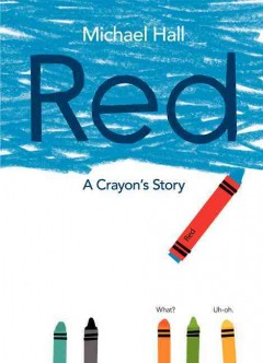 Red : a crayon