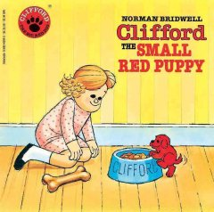 Clifford, the small red puppy by Bridwell, Norman.