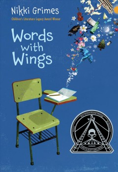 Words with wings by Grimes, Nikki.